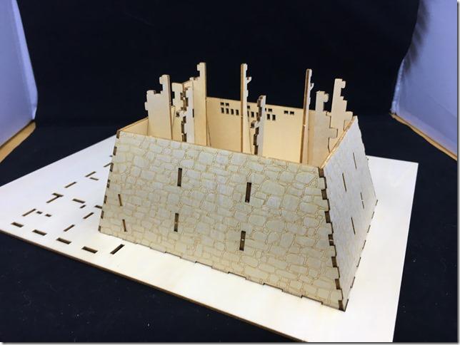ki-gu-mi 姫路城 最初の石垣を作ったところ