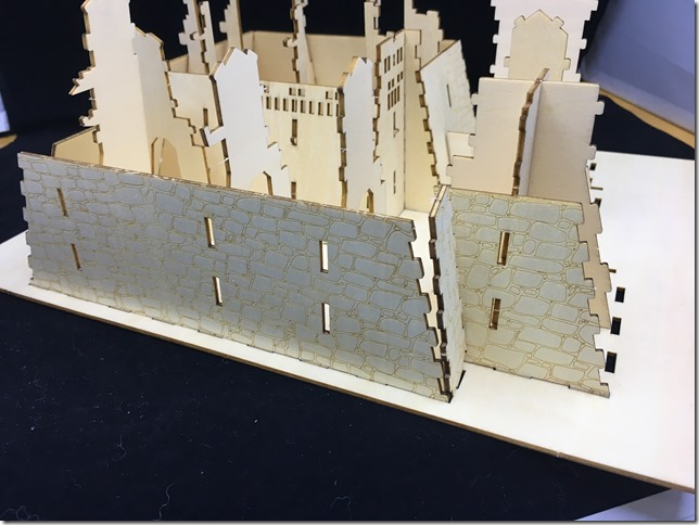 ki-gu-mi 姫路城 石垣は最初結構緩いので注意
