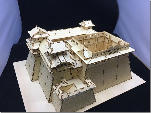 ki-gu-mi 姫路城 各小天守完成まで。