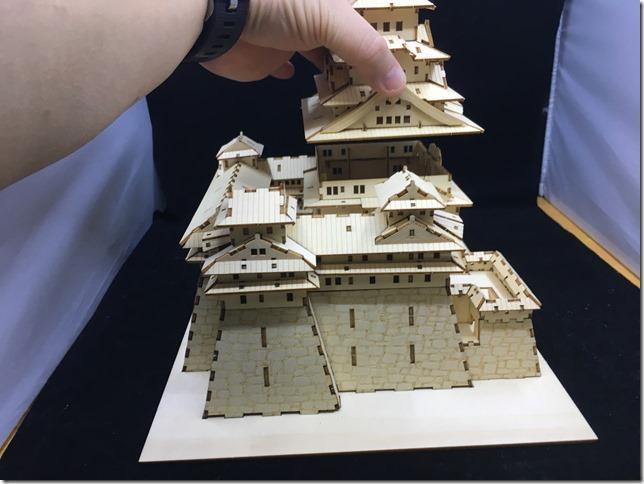 ki-gu-mi 姫路城 大天守は何かあったらスポーンと飛び出るのです。